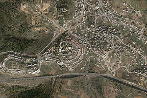 קריית יערים. Photo: